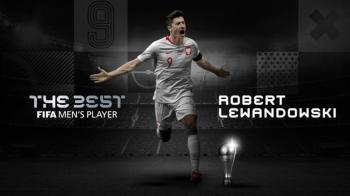 Lewandowski es The Best