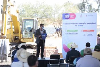 Gobierno de Guanajuato impulsa acciones de obra pública en el municipio de Huanímaro