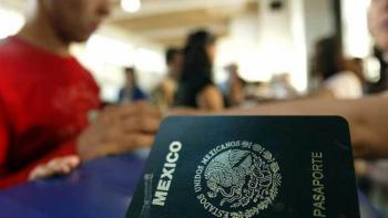 La SRE suspende temporalmente la emisión de pasaportes en Ciudad de México