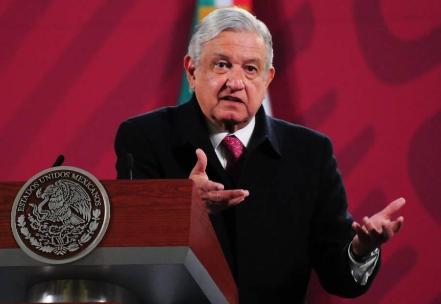 López Obrador desea un mejor 2021 para todos
