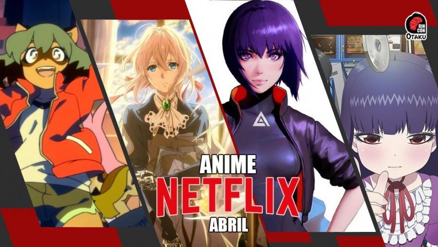 Fanáticos del anime, ¡este es el contenido que Netflix tiene para ustedes!