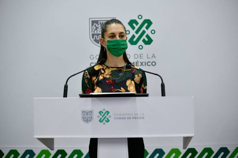 En plena crisis, pelean por vacuna Sheinbaum y góbers Federalistas