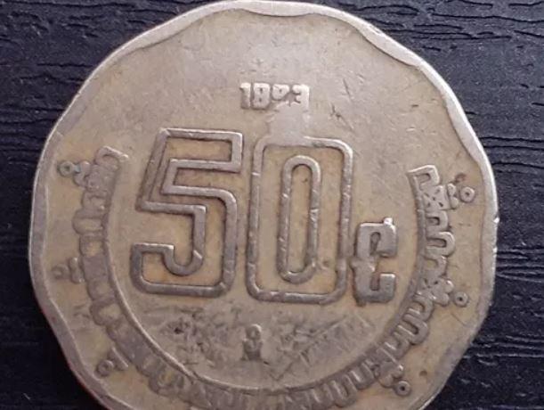 Monedas de 50 centavos rondan los 15 mil pesos, conoce los motivos