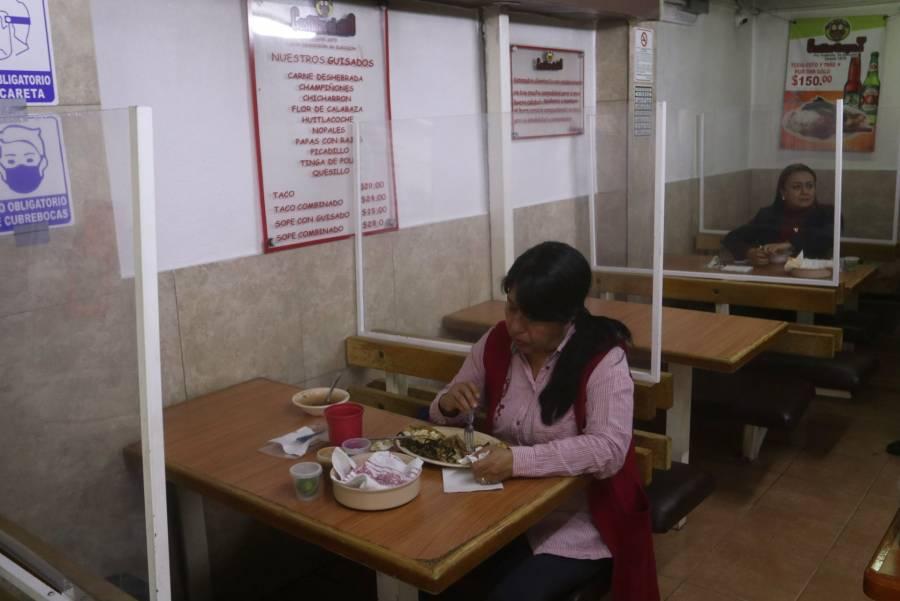 Otro confinamiento quebrará a 80% del sector restaurantero