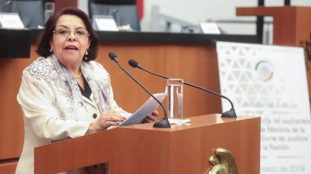 Morena elige a Celia Maya como candidata a gobierno de Querétaro