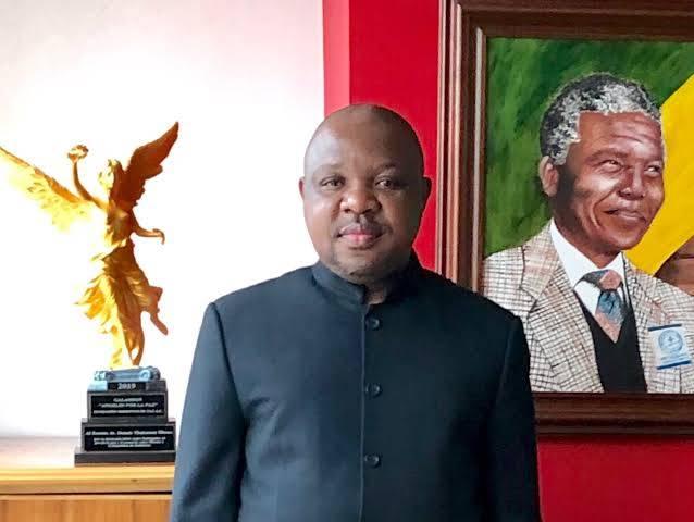 """""""En 2020, Sudáfrica buscó crecimiento,  seguridad y combate a la corrupción"""""""