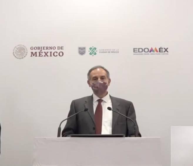 Semáforo rojo para CDMX y EDOMEX; anuncian cierre de actividades no esenciales