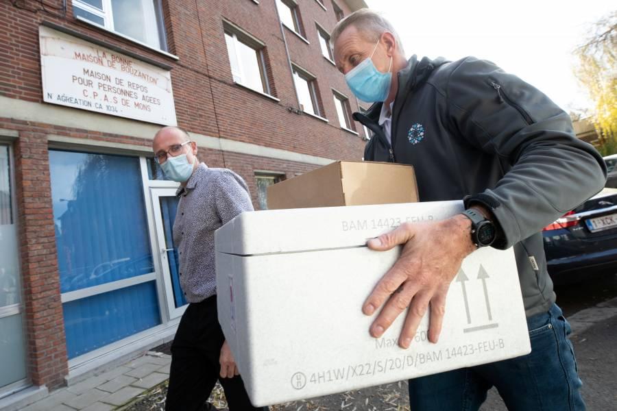 27 de diciembre, el Día D  de la vacunación en Europa