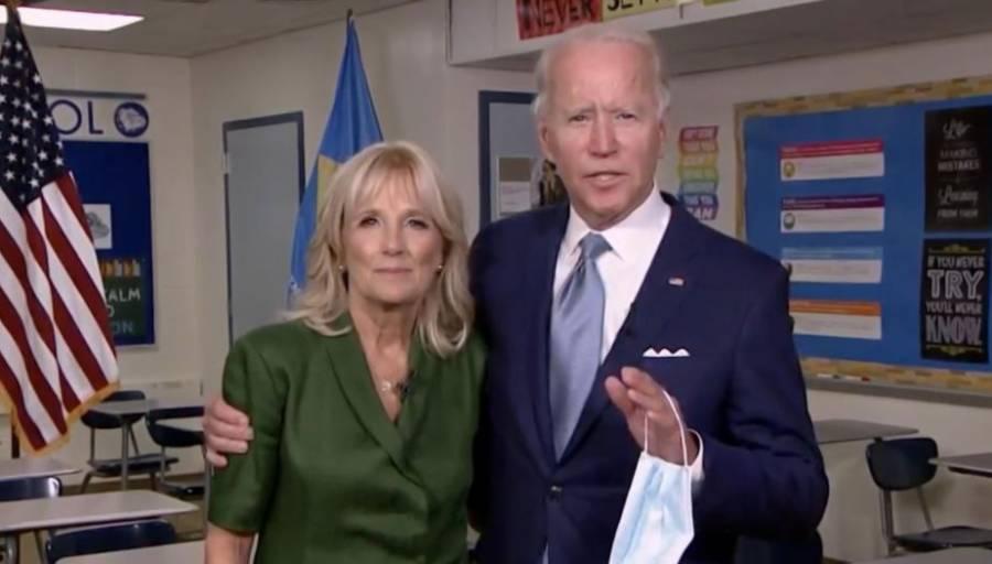 Joe Biden y su esposa recibirán vacuna contra COVID-19 el lunes