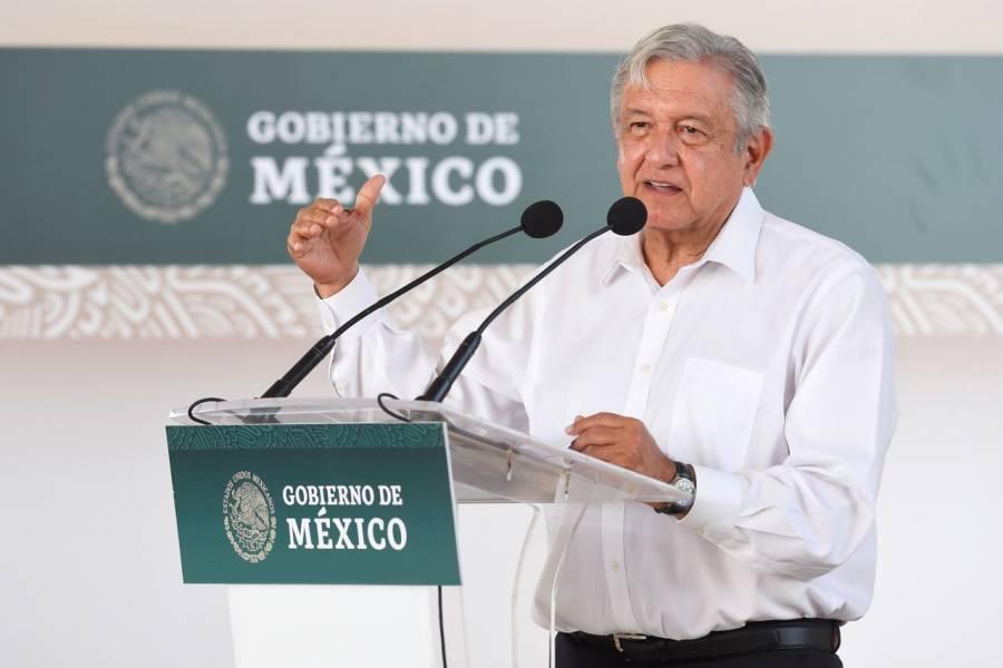 Semáforo rojo en CDMX es para evitar que nos rebase la pandemia: López Obrador