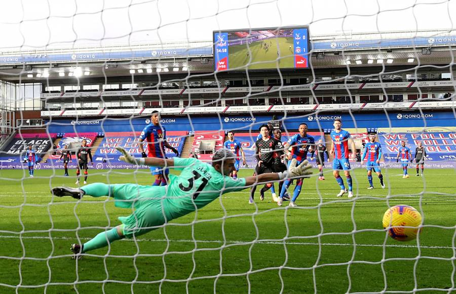 Liverpool humilla 7-0 al Crystal Palace en la Premier League