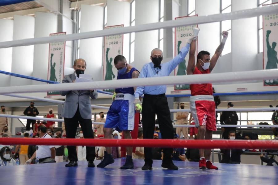 Así se vivió la gran final del Torneo Interreclusorios de Box Guadalupano en CDMX