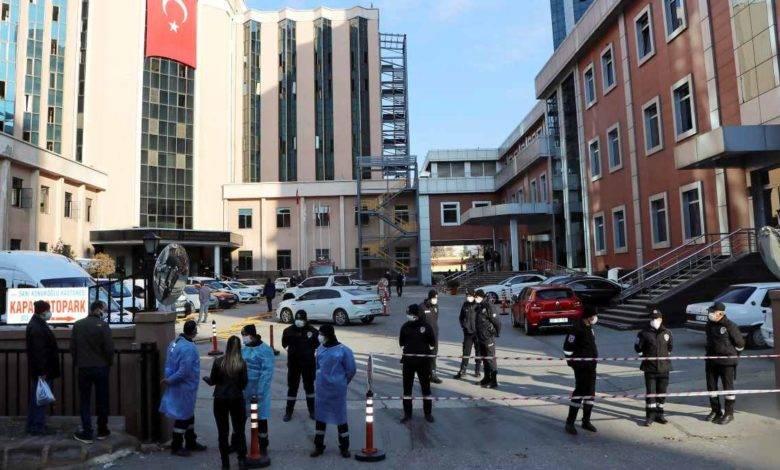Al menos nueve personas muertas tras explosión en hospital Covid-19 de Turquía