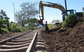 Fonatur destaca avances en Tramo 2 Escárcega-Calkiní del Tren Maya