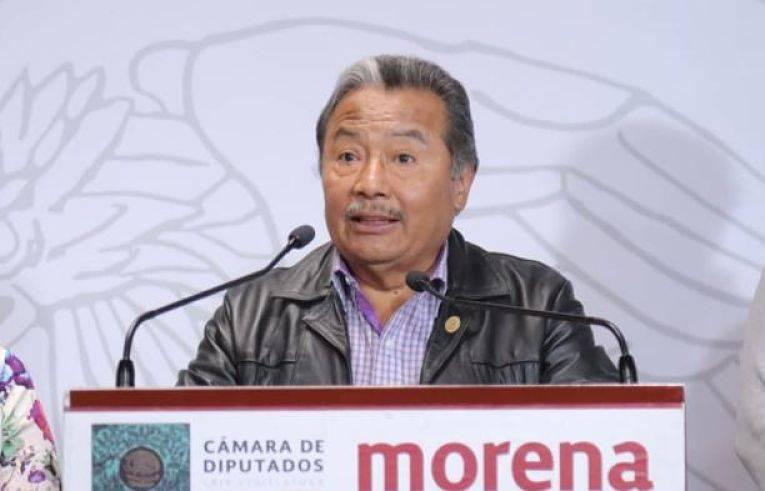 Muere Delfino López Aparicio, diputado de Morena
