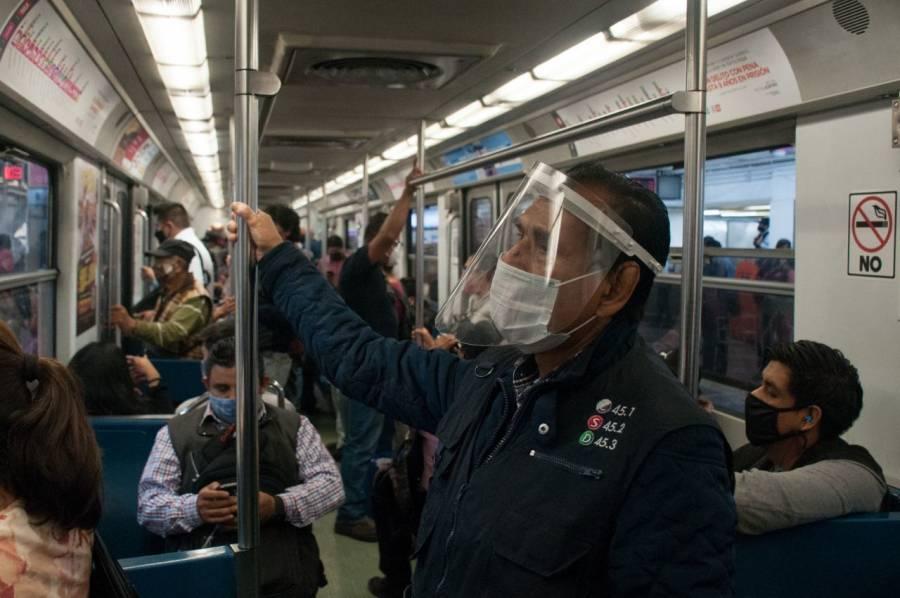 Cierran estaciones Merced y Bellas Artes del Metro hasta nuevo aviso