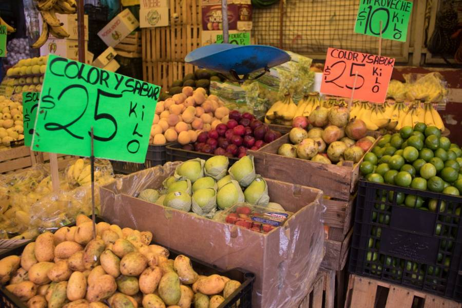 Abasto de productos de temporada garantizado para la época decembrina: Agricultura