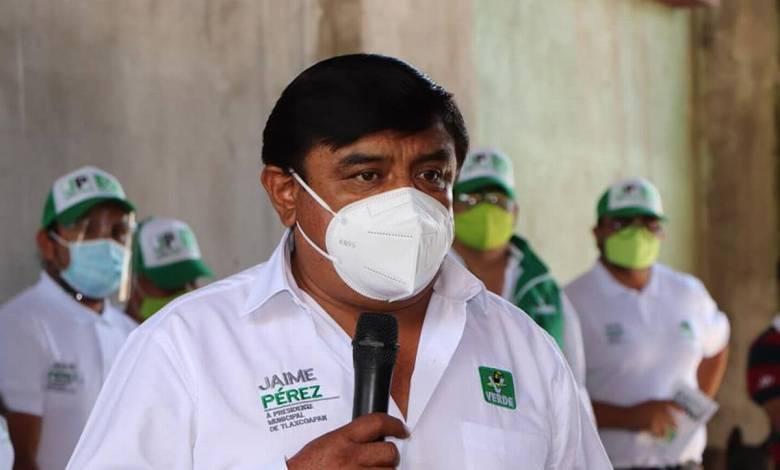 Hospitalizan al alcalde de Tlaxcoapan por COVID-19