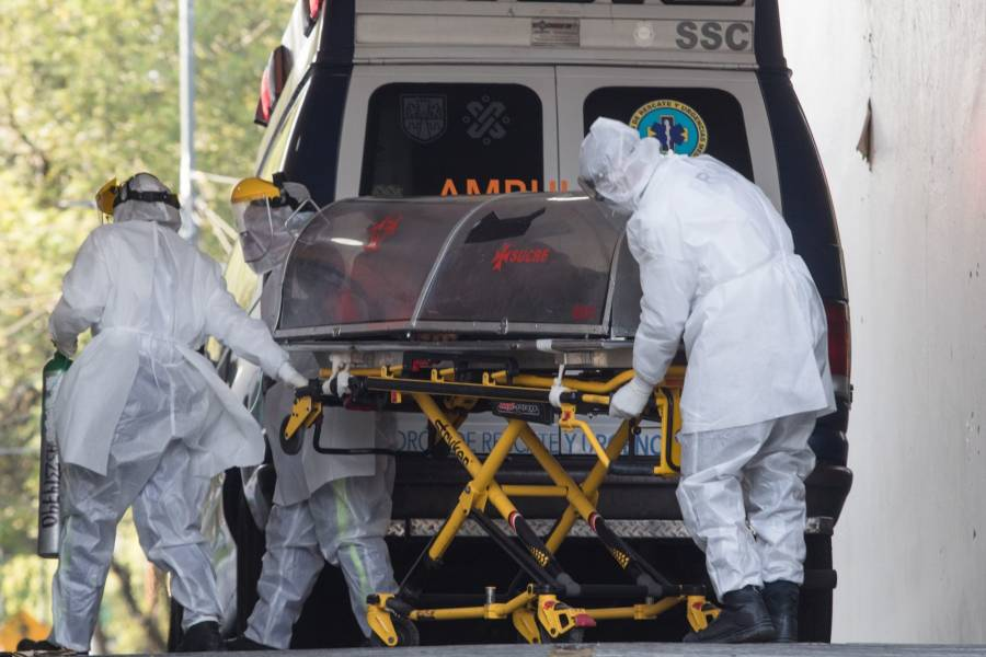 Hospitales, al límite en CDMX, alerta Sheinbaum