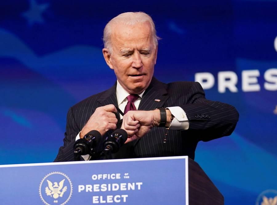 Joe Biden recibirá primera dosis de vacuna contra COVID-19 este lunes