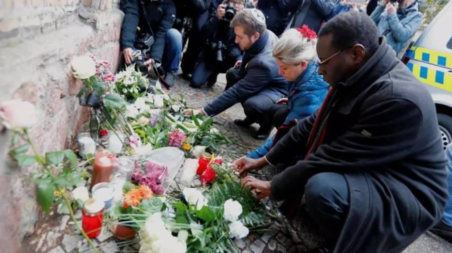 Cadena perpetua para el autor del atentado en sinagoga de Halle