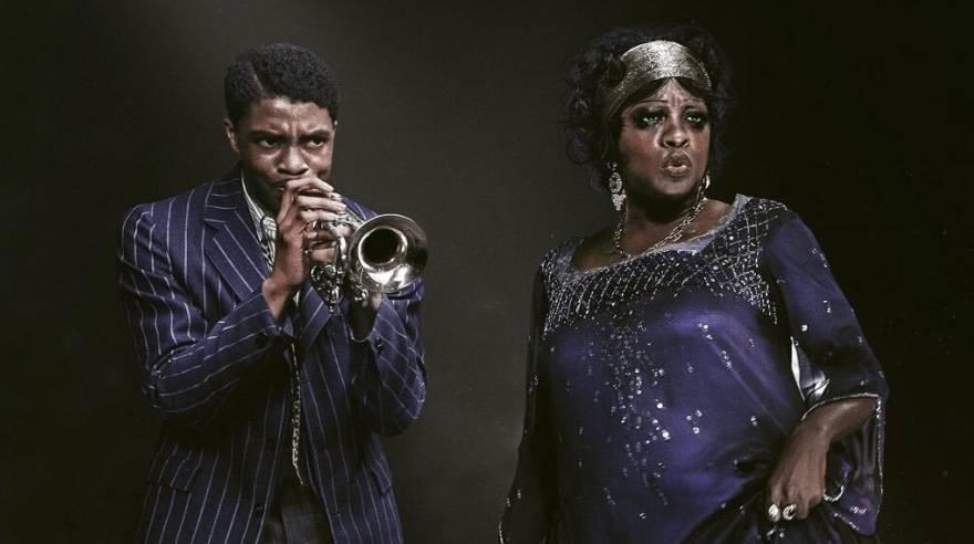 """Chadwick Boseman y Viola Davis, espectaculares en """"La madre del blues"""""""