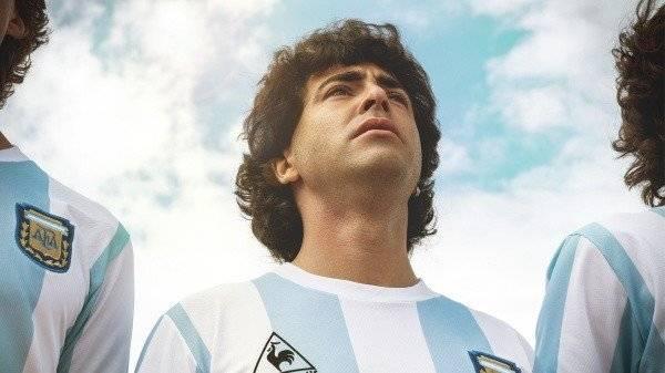 Filtran tráiler de la serie biográfica de Maradona