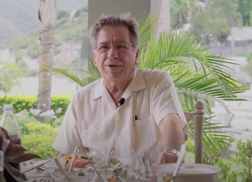Solo una vez fuiste al golf: padre de Samuel García le responde