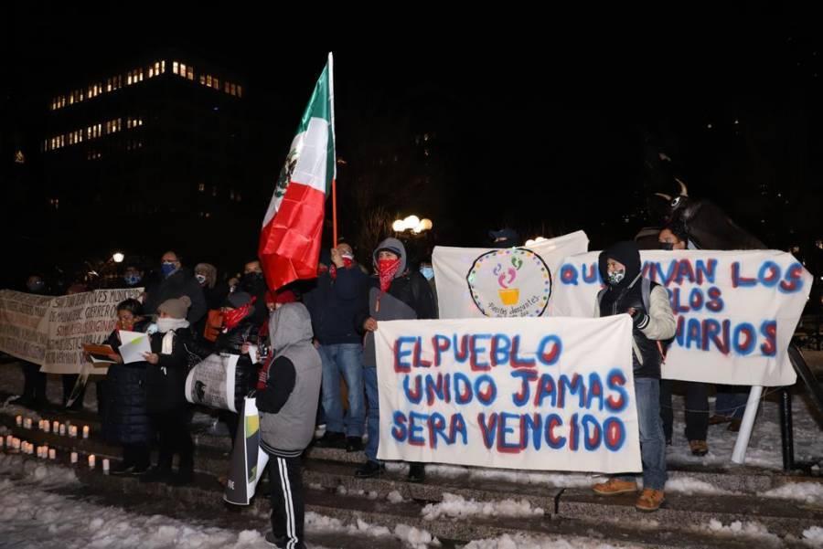 Ante olvido y agresiones, indígenas mexicanos en NY realizan encuentro