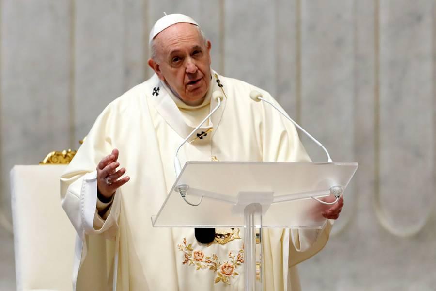 Papa Francisco celebrará Navidad y Año Nuevo al interior del Vaticano por COVID-19