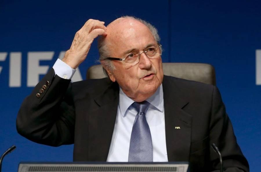 FIFA presenta denuncia penal en Suiza contra expresidente Joseph Blatter