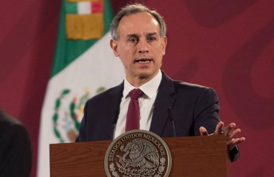 México no cerrará vuelos a Reino Unido, informa López-Gatell