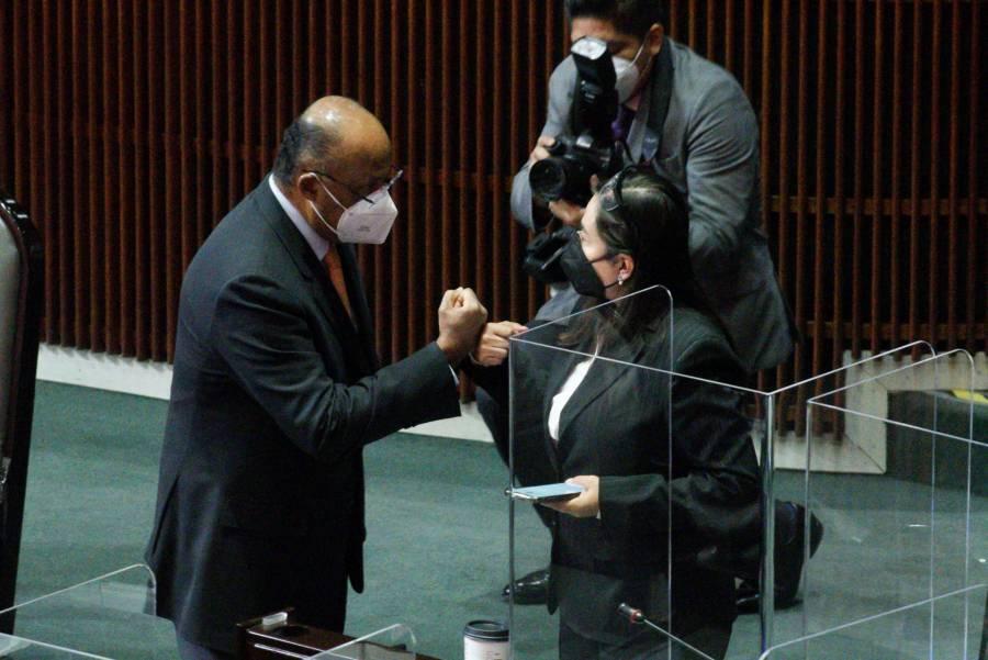 Alianza PRD-PRI-PAN rescatará a México: Verónica Juárez Piña