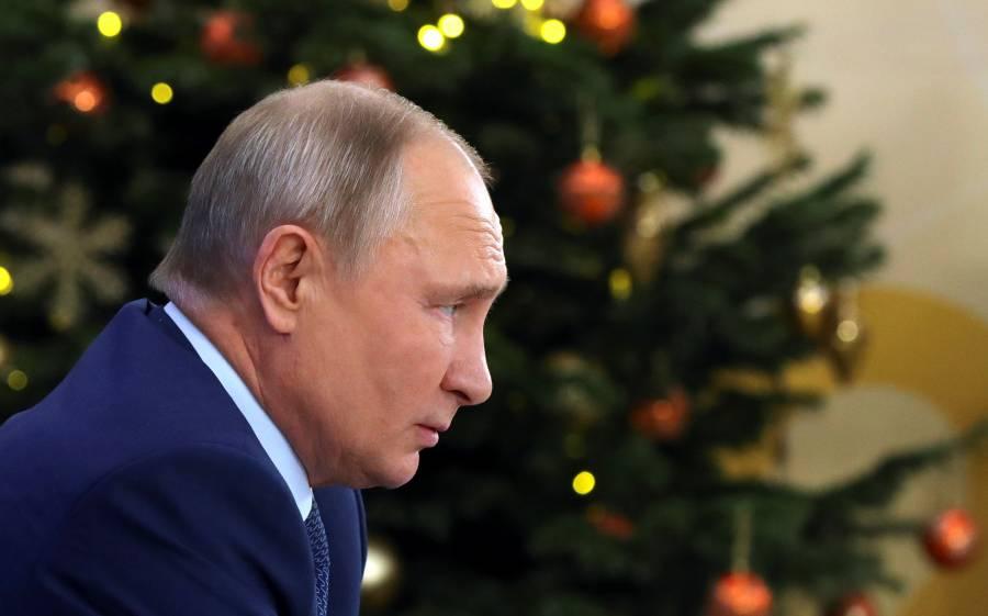 Putin se garantiza inmunidad y dinero de por vida