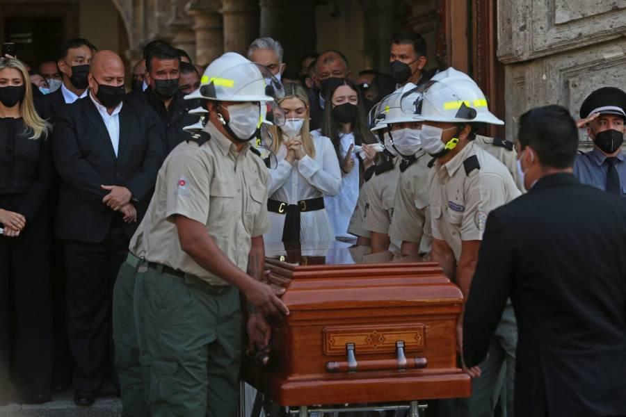 Detienen a presunto implicado en el asesinado del exgobernador de Jalisco, Aristóteles Sandoval