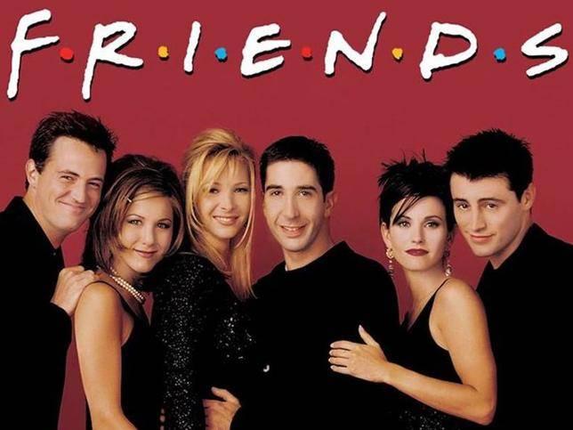 """Tío Netflix anuncia que """"Friends"""" se va en fin de año"""