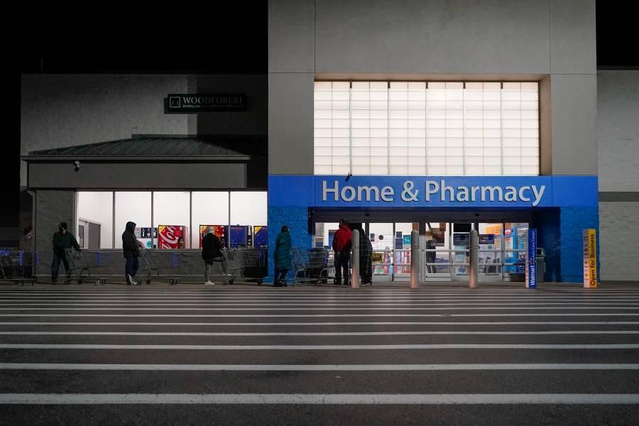 EU acusa a Walmart por crisis de opioides