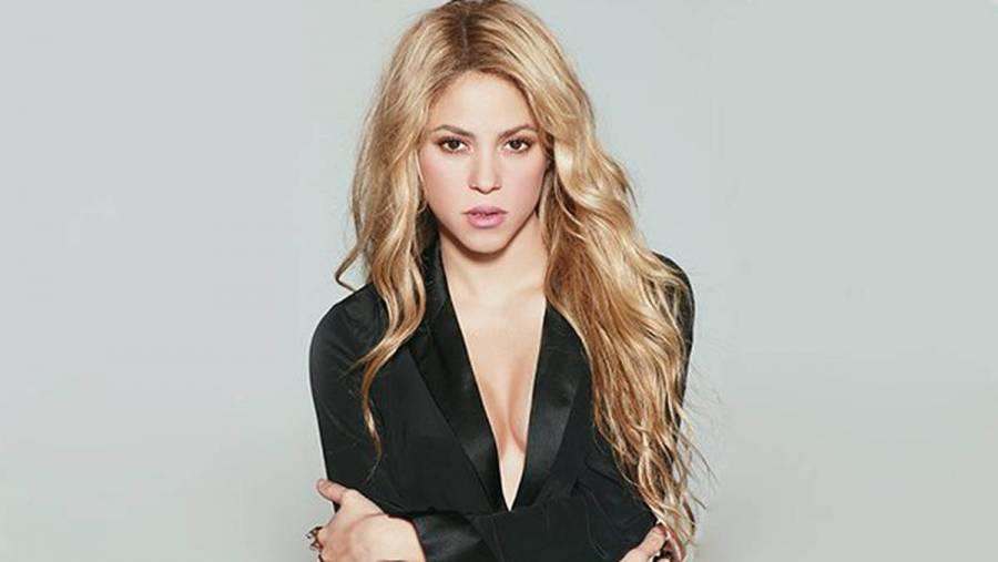 Shakira pasa vacaciones navideñas en el caribe colombiano