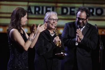 Reconocen a Bertha Navarro con el Premio Nacional de Arte y Literatura 2020