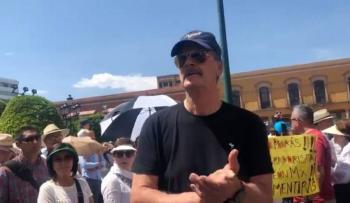 Ya basta de burlas: Dice Fox a AMLO tras referencia a López-Dóriga