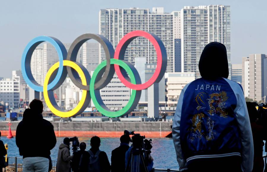Patrocinadores japoneses extenderán contratos para Olímpicos de Tokio