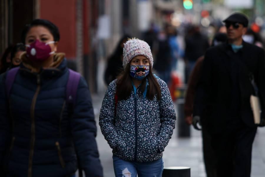 Emiten alerta amarilla en 6 alcaldías por bajas temperaturas