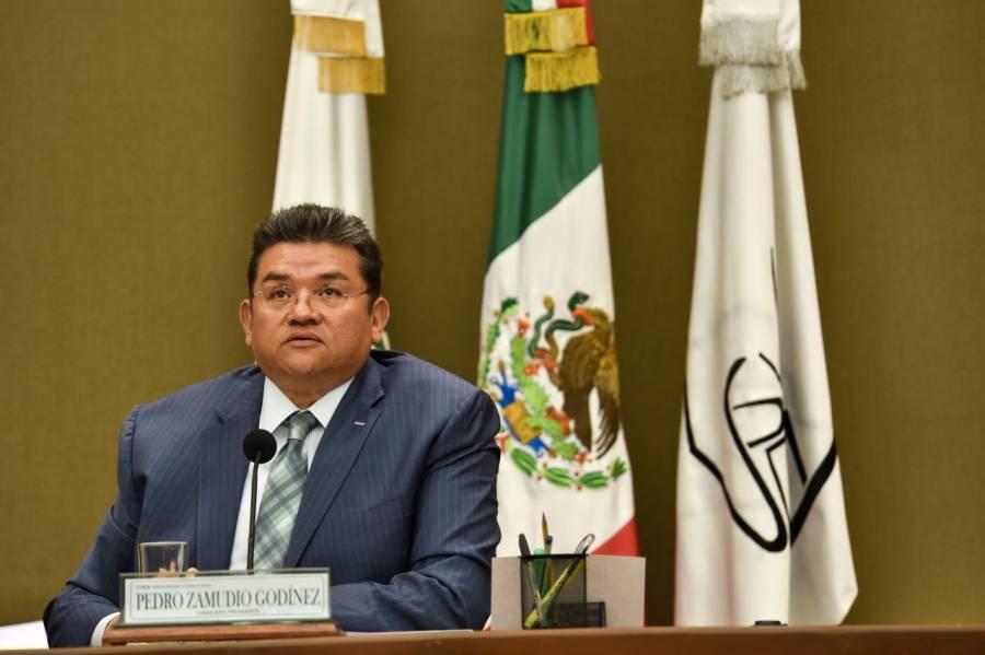 Murió Pedro Zamudio, consejero presidente del Instituto Electoral del Edomex