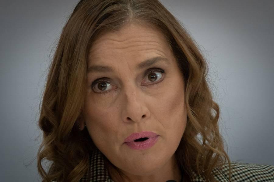Beatriz Gutiérrez celebra la llegada de las vacunas contra el Covid-19