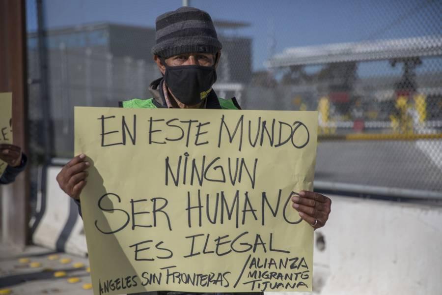 Reclaman abandono de cónsul de NY a migrantes