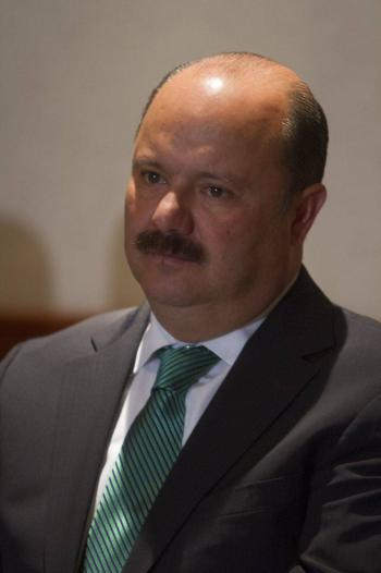 César Duarte tenía en su nómina a ex magistrado, acusa la Fiscalía de Chihuahua