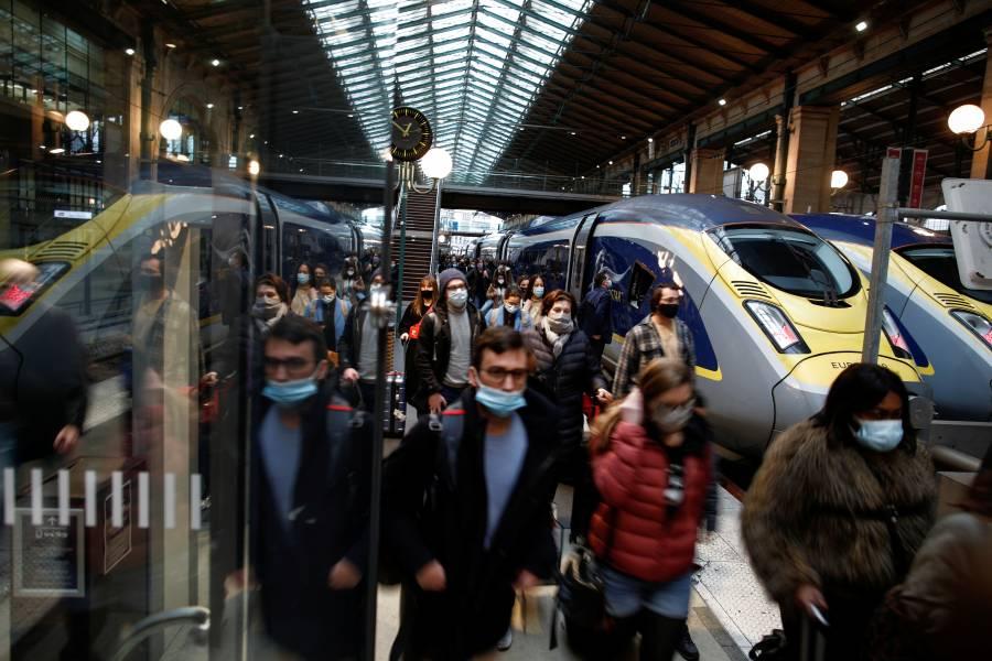 Francia reporta su primer caso de la variante de Covid-19