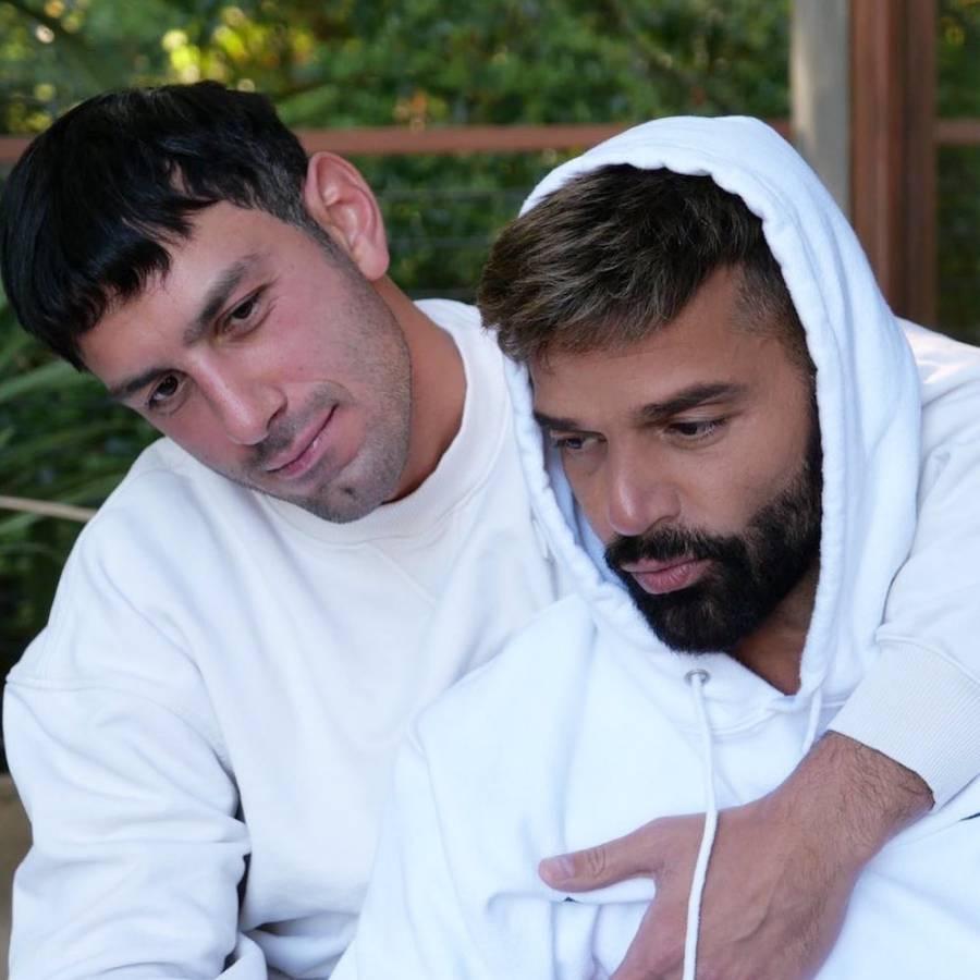 """Happy Birthday mi alma"": Jwan Yosef a Ricky Martin"