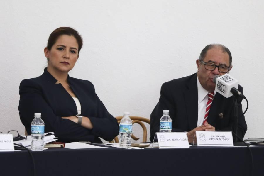 En FXM tenemos autonomía, no seremos de satélite de nadie: Jiménez Guzmán