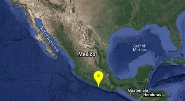 Sismo de 4.7 grados sacude Acapulco, Guerrero